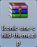 Child-theme-zip-bestand
