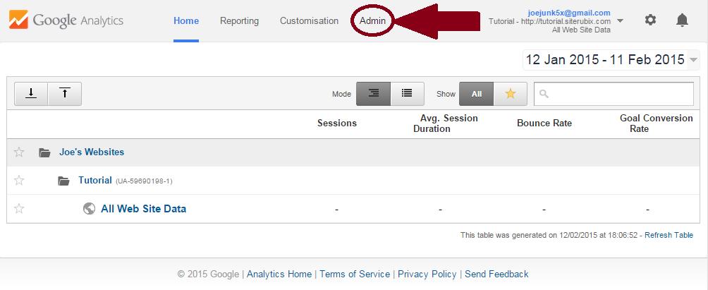 Google-Analytics-bestaand-account-nieuwe-website