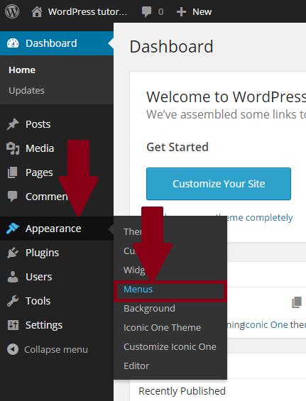 Submenu-toevoegen-aan-WordPress-1