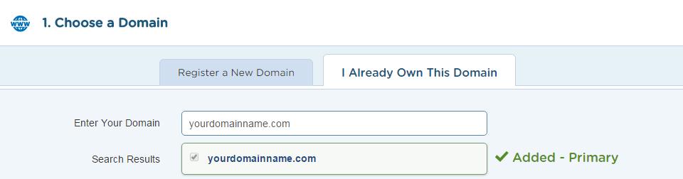 hostgator-eigen-domeinnaam-gebruiken