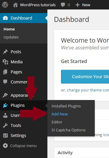 plugin-toevoegen-wordpress