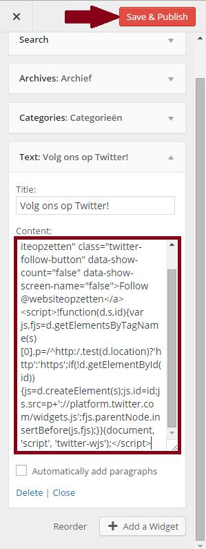 twitter-volg-code-toevoegen-wordpress-sidebar